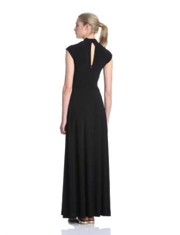 Phase Eight Cecelia - Kleid Maxi - Schwarz (Black), 34 (Herstellergröße: 8 UK) - 2