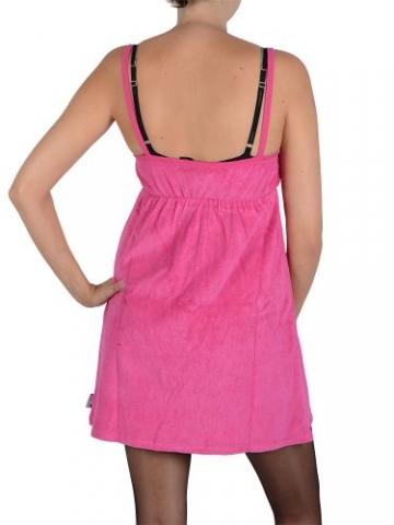Pussy Deluxe Pocket Dress raspberry Gr XS -