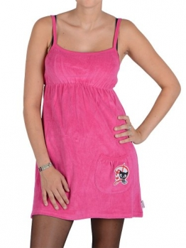 Pussy Deluxe Pocket Dress raspberry Gr XS -