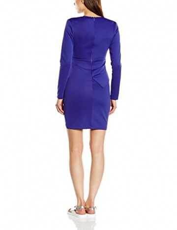Rare London Damen SchlauchKleid Gr. 34, Blau - Blau - 2