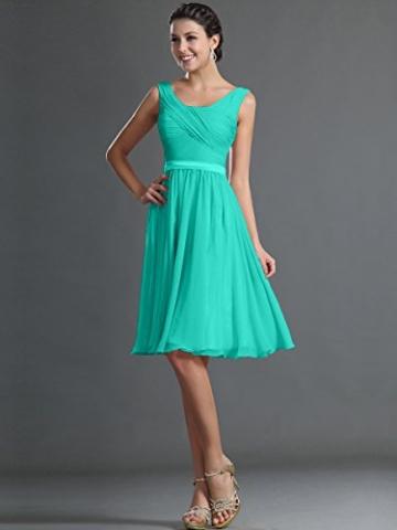 Kleid fur hochzeit dunkelblau