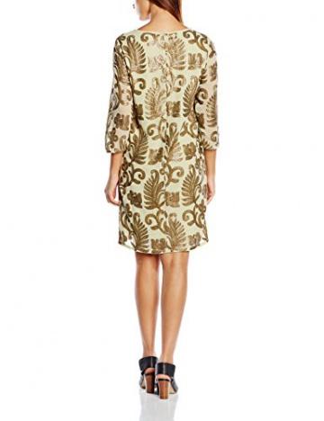 Selected Damen Kleid, Beige (lint), 36 - 2