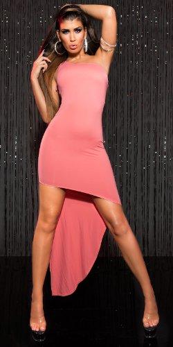 Sensationelles Vokuhila-Kleid im asymmetrischen Style S - 2