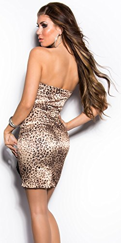 Sexy Bandeau Cocktail-Kleid Koucla by In-Stylefashion SKU 0000D337408 - 2