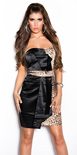 Sexy Bandeau Cocktail-Kleid Koucla by In-Stylefashion SKU 0000D337408 - 3