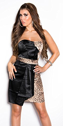 Sexy Bandeau Cocktail-Kleid Koucla by In-Stylefashion SKU 0000D337408 - 5