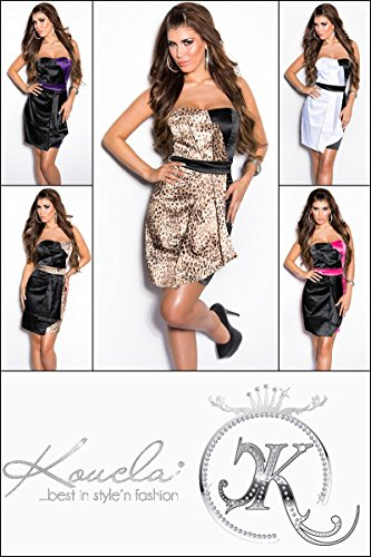 Sexy Bandeau Cocktail-Kleid Koucla by In-Stylefashion SKU 0000D337408 - 9