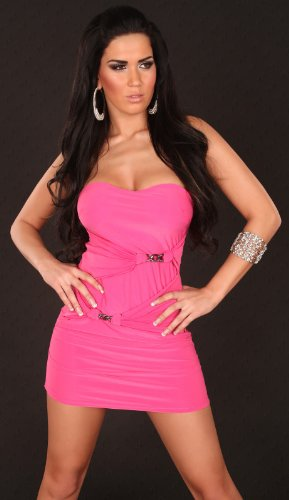 Sexy Bandeau-Minidress with chains Koucla by In-Stylefashion SKU 0000K8057204 - 5