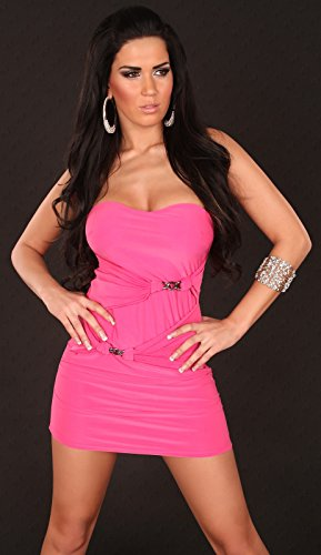 Sexy Bandeau-Minidress with chains Koucla by In-Stylefashion SKU 0000K8057204 - 6
