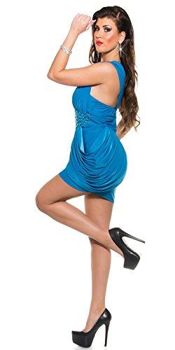 Sexy Goddess One-Shoulder Minikleid Koucla by In-Stylefashion SKU 0000ISF141902 - 6