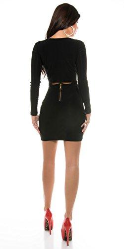 Sexy KouCla Club Minikleid mit sexy Rückeneinblick Koucla by In-Stylefashion SKU 0000K1843402 - 4