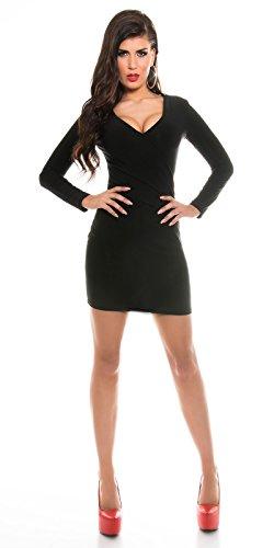 Sexy KouCla Club Minikleid mit sexy Rückeneinblick Koucla by In-Stylefashion SKU 0000K1843402 - 7
