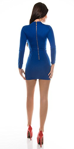 Sexy KouCla Clubbing-Minikleid m. Keyhole-Einblick Koucla by In-Stylefashion SKU 0000K1847505 - 4