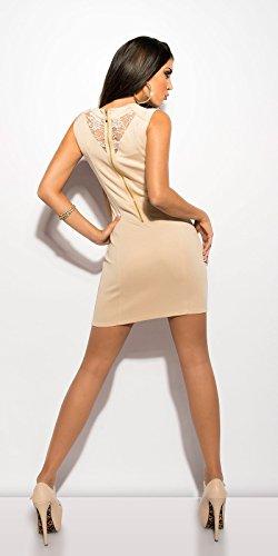 Sexy KouCla Etui-Kleid mit Spitze Koucla by In-Stylefashion SKU 0000IN5016401 - 2