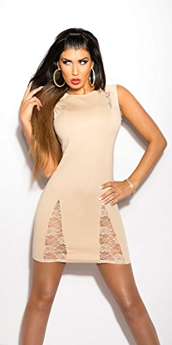 Sexy KouCla Etui-Kleid mit Spitze Koucla by In-Stylefashion SKU 0000IN5016401 - 4