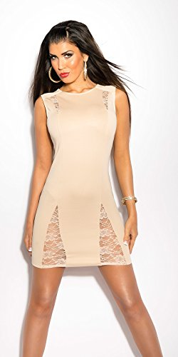 Sexy KouCla Etui-Kleid mit Spitze Koucla by In-Stylefashion SKU 0000IN5016401 - 5