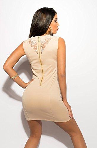 Sexy KouCla Etui-Kleid mit Spitze Koucla by In-Stylefashion SKU 0000IN5016401 - 6