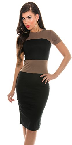 Sexy KouCla Etui Pencilkleid Bi-Color Koucla by In-Stylefashion SKU 0000K1841604 - 1