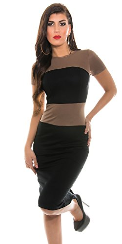 Sexy KouCla Etui Pencilkleid Bi-Color Koucla by In-Stylefashion SKU 0000K1841604 - 5