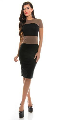 Sexy KouCla Etui Pencilkleid Bi-Color Koucla by In-Stylefashion SKU 0000K1841604 - 7