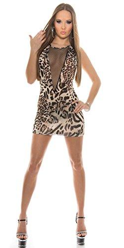Sexy KouCla GoGo-Minikleid mit Netz Koucla by In-Stylefashion SKU 0000K1833501 - 3
