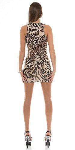 Sexy KouCla GoGo-Minikleid mit Netz Koucla by In-Stylefashion SKU 0000K1833501 - 4