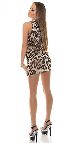 Sexy KouCla GoGo-Minikleid mit Netz Koucla by In-Stylefashion SKU 0000K1833501 - 6