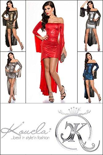 Sexy KouCla High-Low Partykleid Koucla by In-Stylefashion SKU 0000K108101 - 8