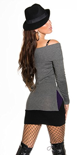 Sexy KouCla Longpulli mit Rauten-Muster Koucla by In-Stylefashion SKU 0000IN-08404 - 2
