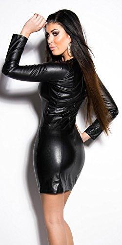 Sexy KouCla Minikleid im Lederlook Koucla by In-Stylefashion SKU 0000IN5033402 - 6