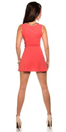 Sexy KouCla Minikleid mit abnehmbarer Kette Koucla by In-Stylefashion SKU 0000ISF519801 - 4