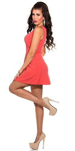 Sexy KouCla Minikleid mit abnehmbarer Kette Koucla by In-Stylefashion SKU 0000ISF519801 - 6
