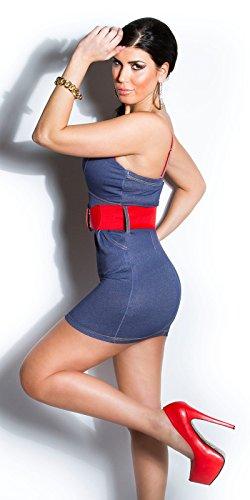 Sexy KouCla Minikleid mit Gürtel Koucla by In-Stylefashion SKU 0000ISFIN5000201 - 3