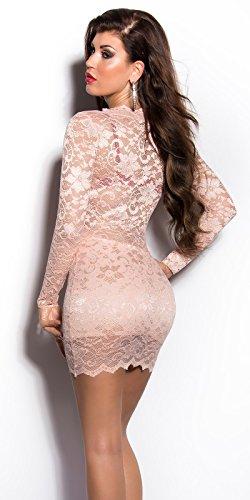Sexy KouCla Minikleid mit Spitze Koucla by In-Stylefashion ⋆ 2017 ...: http://www.sexy-kleider.com/product/sexy-koucla-minikleid-mit-spitze-koucla-by-in-stylefashion/
