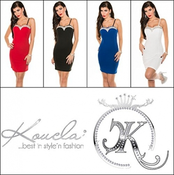 Sexy KouCla Minikleid mit Strass Dekolteé Koucla by In-Stylefashion SKU 0000K235604 - 9