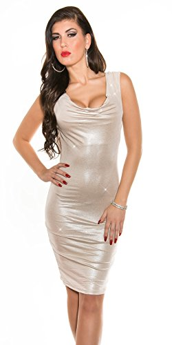 Sexy KouCla PartyKleid Rückenfrei mit Stickerei Koucla by In-Stylefashion SKU 0000K3319102 -