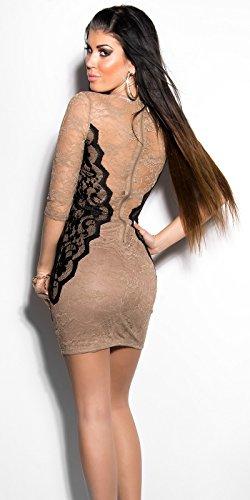 Sexy KouCla Spitzen-Minikleid Koucla by In-Stylefashion SKU 0000IN5048702 - 2