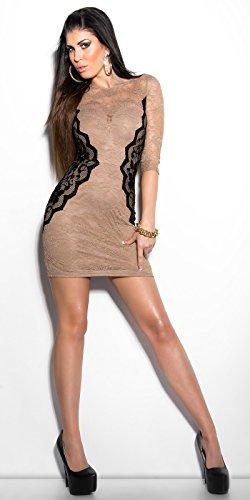 Sexy KouCla Spitzen-Minikleid Koucla by In-Stylefashion SKU 0000IN5048702 - 6