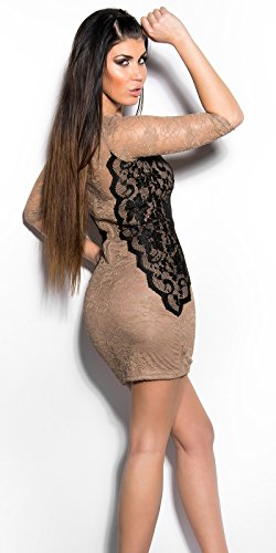 Sexy KouCla Spitzen-Minikleid Koucla by In-Stylefashion SKU 0000IN5048702 - 7