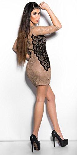 Sexy KouCla Spitzen-Minikleid Koucla by In-Stylefashion SKU 0000IN5048702 - 8