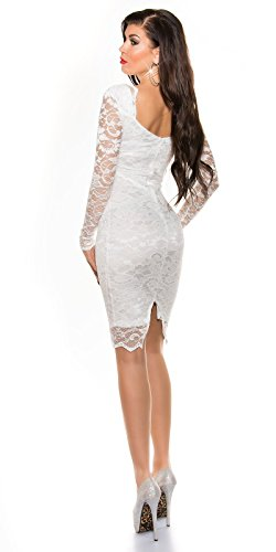 Sexy KouCla Spitzen-Pencil Kleid Koucla by In-Stylefashion SKU 0000K1840526 - 5