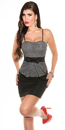 Sexy KouCla Träger Minikleid mit Schleife Koucla by In-Stylefashion SKU 0000A117202 - 1
