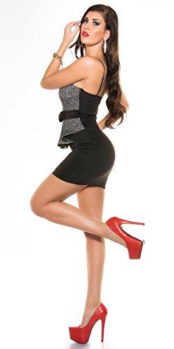 Sexy KouCla Träger Minikleid mit Schleife Koucla by In-Stylefashion SKU 0000A117202 - 5