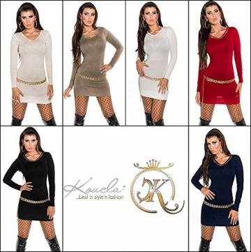Sexy KouCla V-Cut Pulli mit Strass Koucla by In-Stylefashion SKU 0000ISF827404 - 8