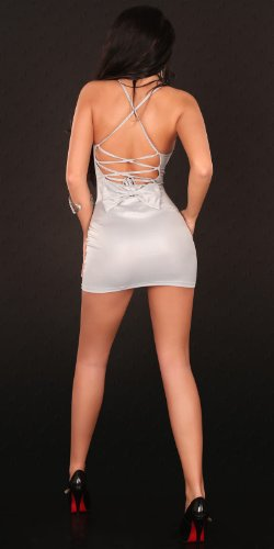 Sexy Minidress with lace-cups, backless Koucla by In-Stylefashion SKU 0000K8027403 - 3