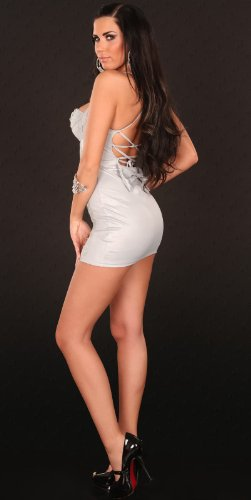 Sexy Minidress with lace-cups, backless Koucla by In-Stylefashion SKU 0000K8027403 - 5