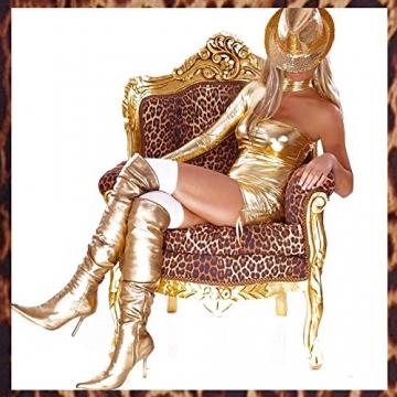 Sexy Minikleid mit nur 1 Ärmel!! Koucla by In-Stylefashion SKU 0000KEA204 - 2