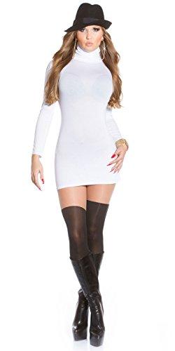 Sexy Minikleid mit Rollkragen rückenfrei!! Koucla by In-Stylefashion SKU 0000MKRF104 - 8