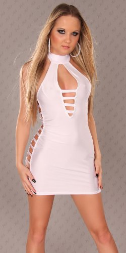 Sexy Neck-Gogo-Kleid mit Mega-Ausschnitt Koucla by In-Stylefashion SKU 0000S93603 - 3