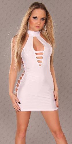 Sexy Neck-Gogo-Kleid mit Mega-Ausschnitt Koucla by In-Stylefashion SKU 0000S93603 - 3